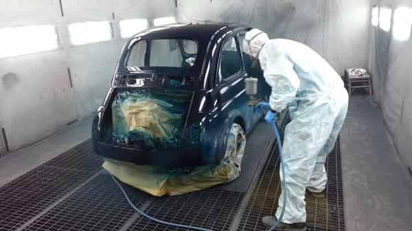 Econatura - Raccolta e smaltimento rifiuti carrozzeria a Vicenza