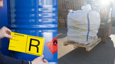 Econatura - Smaltimento e recupero rifiuti pericolosi
